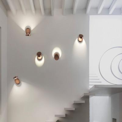 Studio Italia Design - Pin-Up - Pin-Up LED AP PL - Applique e plafoniera di design orientabile
