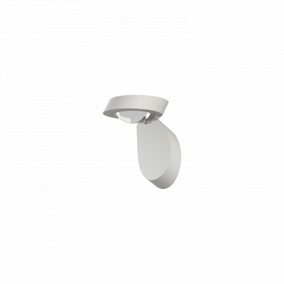 Studio Italia Design - Pin-Up - Pin-Up LED AP PL - Applique e plafoniera di design orientabile - Bianco opaco - LS-SID-155004 - Bianco caldo - 3000 K - Diffusa