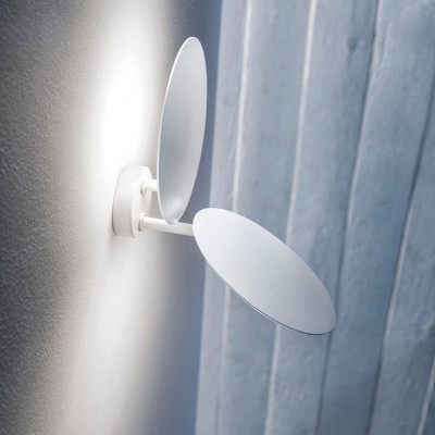 Puzzle Double Round LED AP PL - Applique e Plafoniera moderna per soggiorno