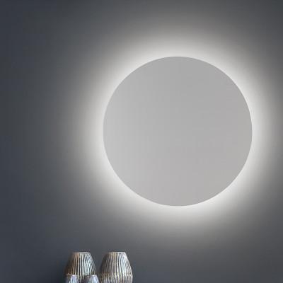 Studio Italia Design - Puzzle - Puzzle Mega Round L LED AP PL - Applique e plafoniera di design rotonda grande