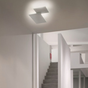 Studio Italia Design - Puzzle - Puzzle Rectangle LED AP PL - Applique o Plafoniera di design