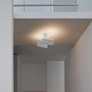 Studio Italia Design - Puzzle - Puzzle Twist LED PL - Plafoniera di design