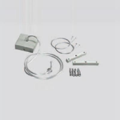 Traddel - Accessori Traddel - Kit sospensione lampada Millennium - Grigio metallizzato - LS-SK-52355