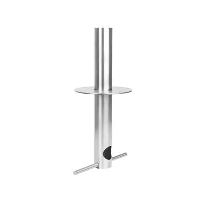 Traddel - Accessori Traddel - Staffa in acciaio inox con viti di fissaggio - Nessuna - LS-LL-59970