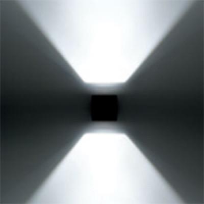 Traddel - Applique a biemissione da esterno - Dual LED - Applique biemissione esterni 60°