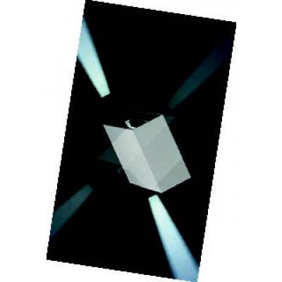 Traddel - Applique a doppia emissione - Mini Dual - Lampada parate biemissione ruotabile