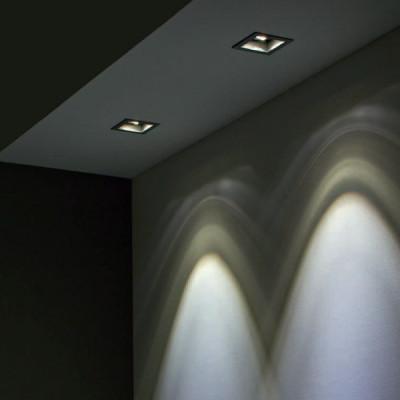 Traddel - Faretti a incasso per interni - Ti-k - Faretto luce estraibile -orientabile