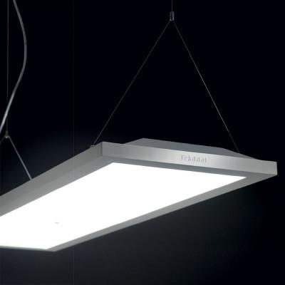 Traddel - Lampada a sospensione - Matrix LED - Lampada a sospensione PMMA