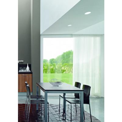 Traddel - Lampade a incasso a parete o soffitto - Gypsum - Lampada soffitto ottica tonda S