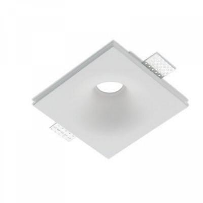 Traddel - Lampade a incasso a parete o soffitto - Gypsum - Lampada soffitto ottica tonda S - Gesso - LS-LL-60980
