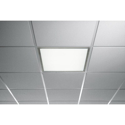 Traddel - Lampade a incasso a parete o soffitto - Millennium - Plafoniera quadrata 3 luci