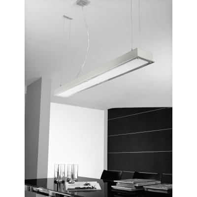 Traddel - Lampade a incasso a parete o soffitto - Millennium S - Plafoniera incasso rettangolare