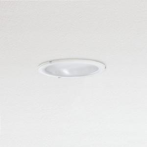 Traddel - Lampade a incasso a parete o soffitto - Oblò - Plafoniera da incasso rotonda diffusore vetro serigrafato