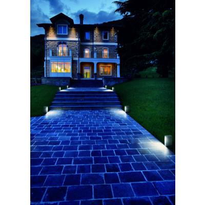 Traddel - Paletti luminosi da giardino segnapasso - Rock S - Lampada da esterno