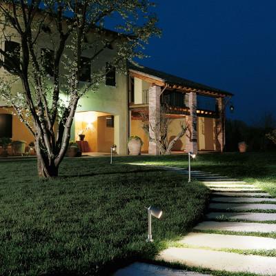 Traddel - Paletti luminosi da giardino - Vision 2 - Paletto orientabile terra