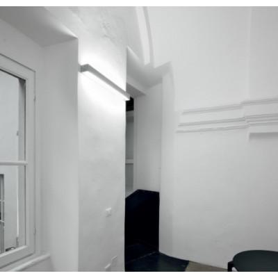 Traddel - Profil - Linear M - Lampada da parete