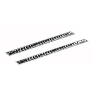 Traddel - Profil - Outline S - Diffusore alluminio speculare