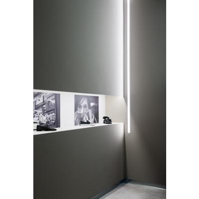 Traddel - Profilo incasso totale - Mini Outline LED - Profilo lunghezza 1005mm