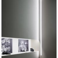 Traddel - Profilo incasso totale - Mini Outline LED - Profilo lunghezza 1505mm