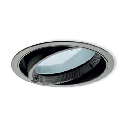 Traddel - Proiettore orientabile per interni - Unix Spot L - Proiettore orientabile - Nero RAL 9005 - LS-SK-56847