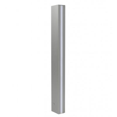 Traddel - Stick - Illuminazione per esterni - Stick 2 - Paletto illuminazione esterni 612mm - Grigio zirconio -  - Bianco caldo - 3000 K - Diffusa