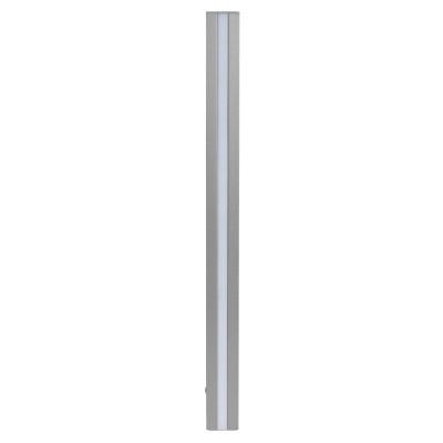 Traddel - Stick - Illuminazione per esterni - Stick 2 - Paletto illuminazione esterni 912mm doppia emissione - Grigio zirconio - Diffusa