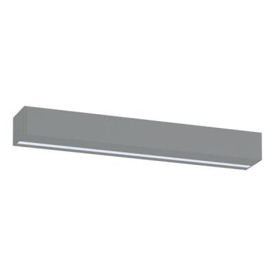 Traddel - Stick - Illuminazione per esterni - Stick - Applique esterni 412mm - Grigio zirconio -  - Bianco caldo - 3000 K - Diffusa