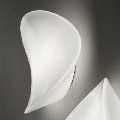 Vistosi - Balance - Balance PLG - Lampada a soffitto/parete M - Bianco glossy - LS-VI-PLBALANGBCBC