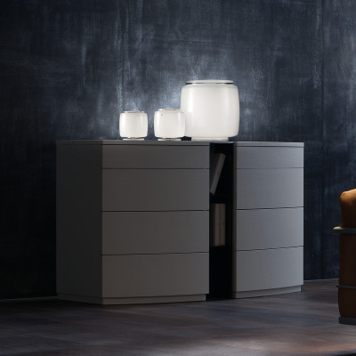 Vistosi - Bot - Bot LT16 - Lampada da tavolo S - Bianco - LS-VI-LTBOT16BC