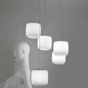 Vistosi - Bot - Bot SP16 - Lampada a sospensione S