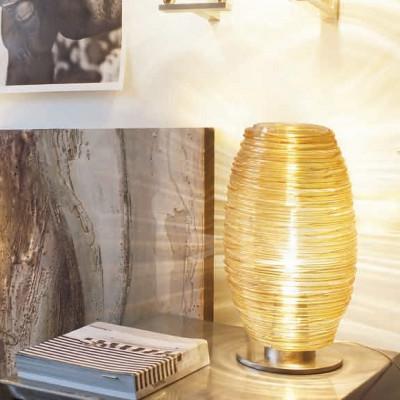 Vistosi - Damasco - Damasco LT - Lampada da tavolo L