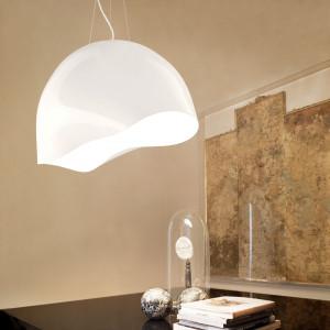 Vistosi - Dome - Ninfea SP L LED - Lampadario elegante