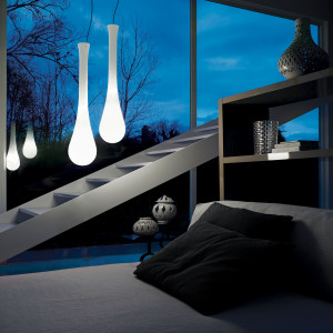 Vistosi - Light Long - Lacrima SP S - Lampadario di design