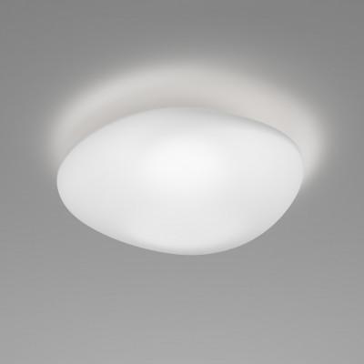 Vistosi - Neochic - Neochic PL - Lampada a soffitto/parete  - Bianco satinato - LS-VI-PLNEOCHBCBC