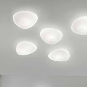 Vistosi - Neochic - Neochic PL - Lampada a soffitto/parete
