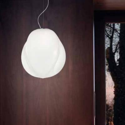 Vistosi - Penta - Penta SP - Lampada a sospensione - Bianco glossy - LS-VI-SPPENTABCNI