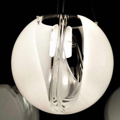 Vistosi - Poc - Poc SP 3 - Sospensione 3 luci - Bianco - LS-VI-SPPOC16-3BCNI