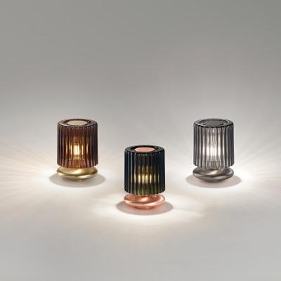 Vistosi - Retrò - Tread TL LED - Abat-jour di design