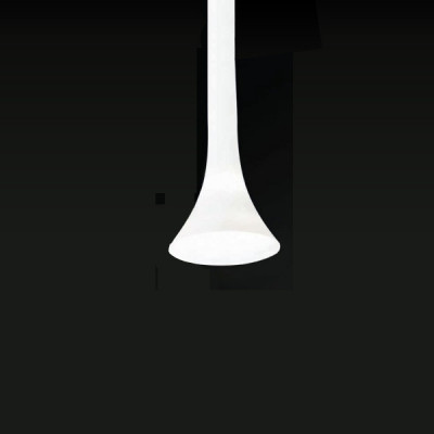 Vistosi - Sissi - Sissi SP D3 - Lampada a sospensione 3 luci - Bianco - LS-VI-SPSISSID3BCCR