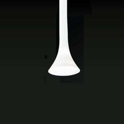 Vistosi - Sissi - Sissi SP D5 - Lampada a sospensione 5 luci - Bianco - LS-VI-SPSISSID5BCCR