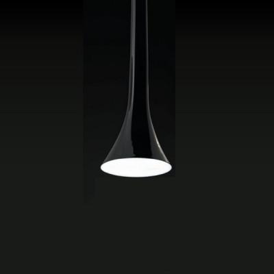 Vistosi - Sissi - Sissi SP D5 - Lampada a sospensione 5 luci - Nero - LS-VI-SPSISSID5NECR