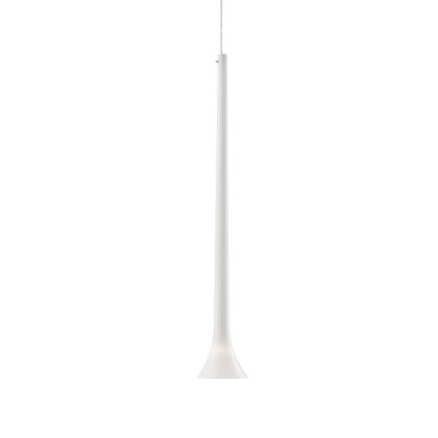 Vistosi - Sissi - Sissi SP - Lampada a sospensione - Bianco - LS-VI-SPSISSIBCCR