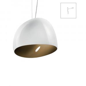 Vistosi - Surface - Surface SP L D1 - Lampadario a una luce con attacco decentrato