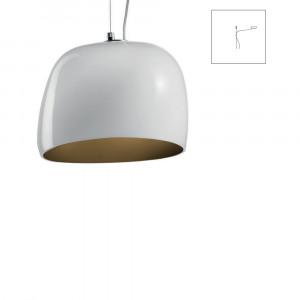 Vistosi - Surface - Surface SP S D1 LED - Lampadario a una luce con attacco decentrato
