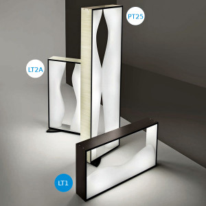 Vistosi - Tablò - Tablò LT1 - Lampada da tavolo