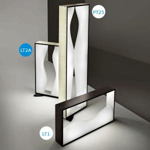 Vistosi - Tablò - Tablò LT2A - Lampada da tavolo moderna