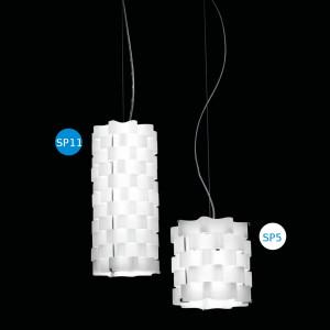 Vistosi - Tahoma - Tahoma SP11 - Lampada a sospensione L