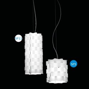 Vistosi - Tahoma - Tahoma SP5 - Lampada a sospensione S